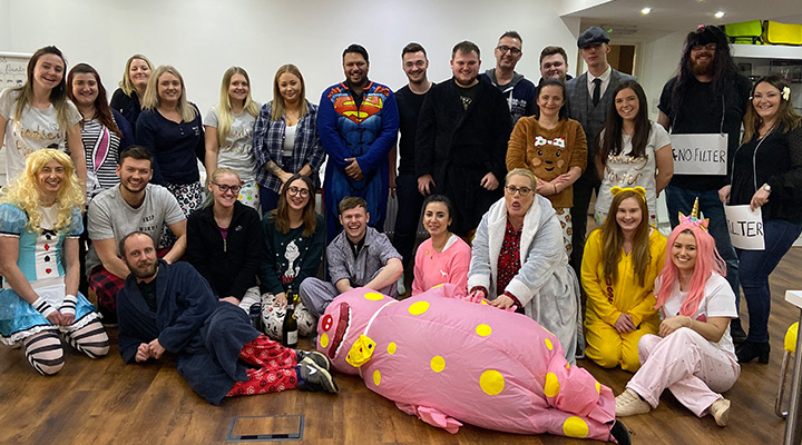 LSi Support Children in Need 2019