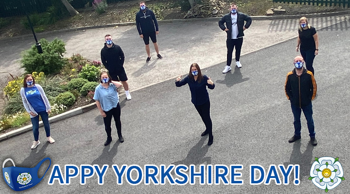 Appy Yorkshire Day!