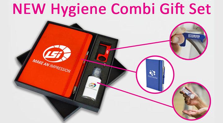 NEW Hygiene Combi Gift Set!