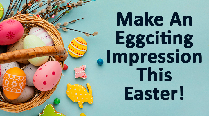 Make An Impression This Easter
