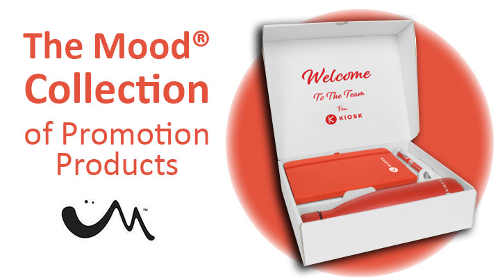 The Mood® Collection of Promotional Products