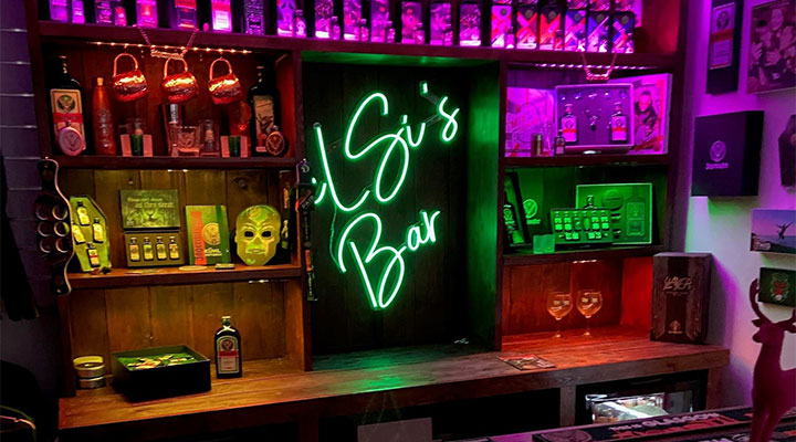 eLSi's Bar Is Now Open!