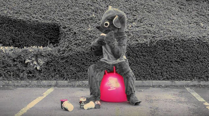 Space Hopper Competition – and the winner is…