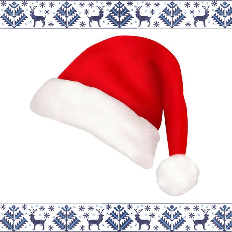 pack of Santa hats!