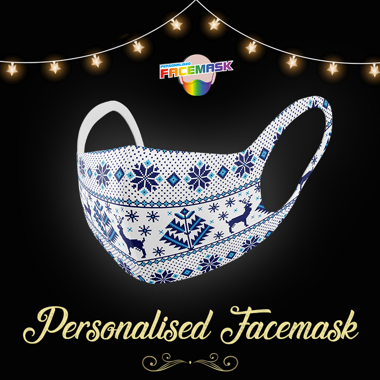 Personalised Facemask