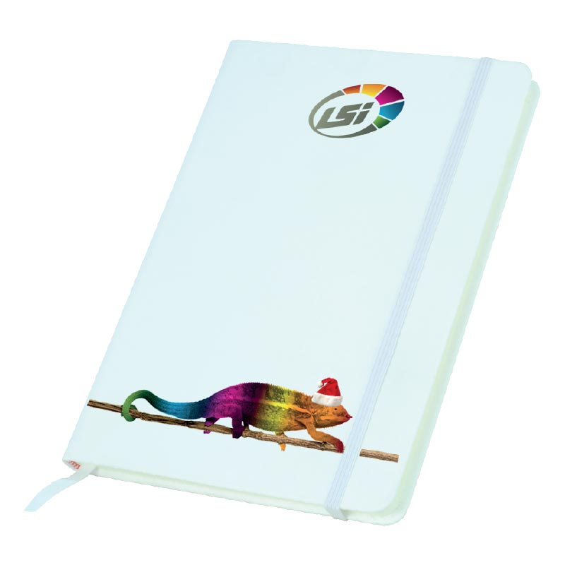 Alfie Note Book A5 (White)