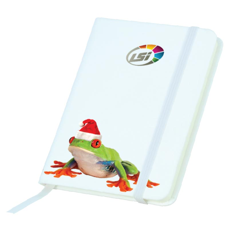 Alfie Note Book A6 (White)