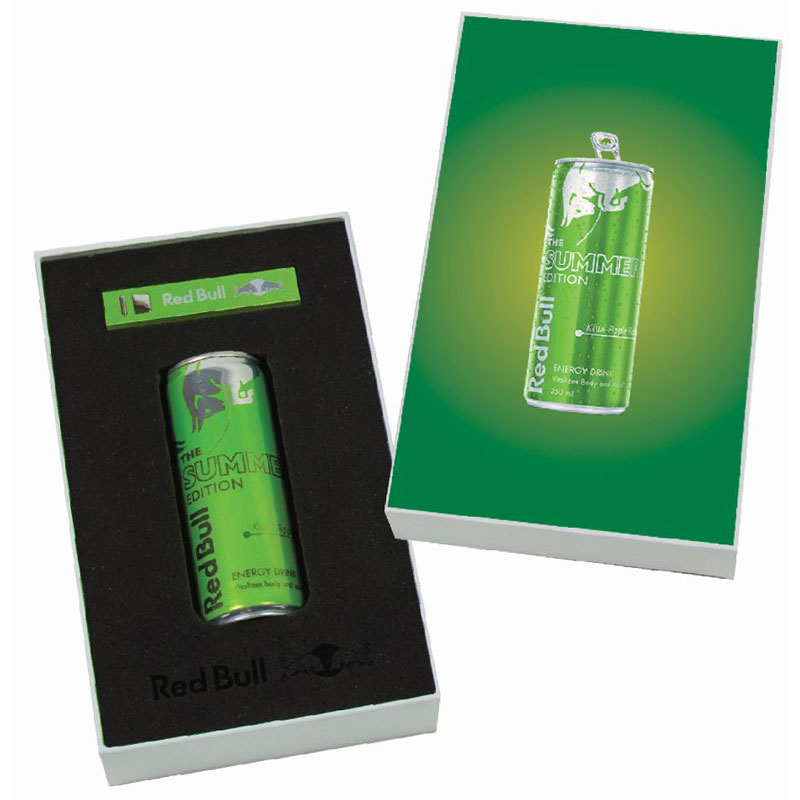 Executive White Gift Box 3 bespoke