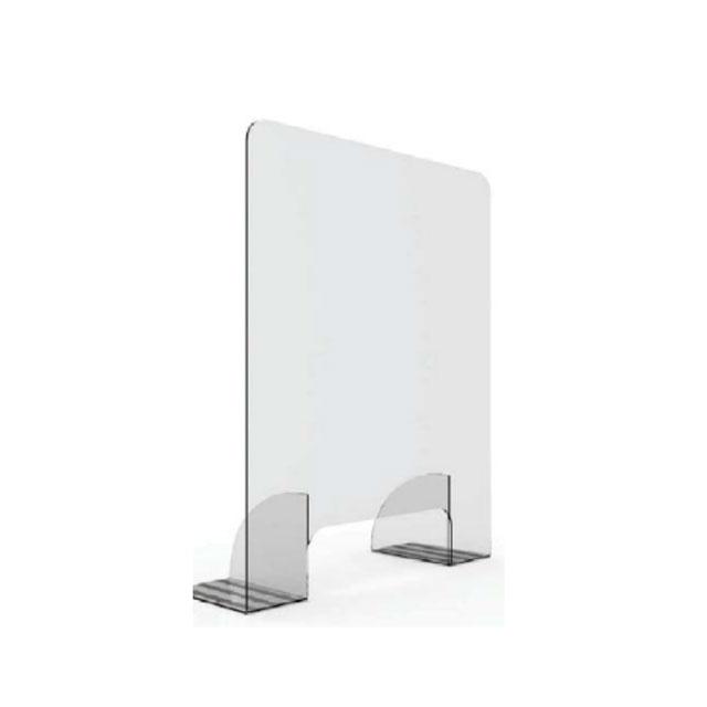 Clear Acrylic Desk Screens