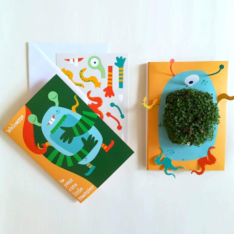 Growing Greetings Card