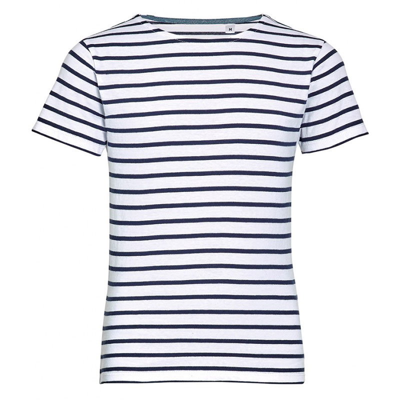 SOL'S Kids Miles Striped T-Shirt