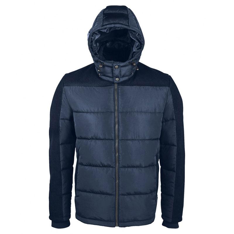 SOL'S Reggie Contrast Padded Jacket