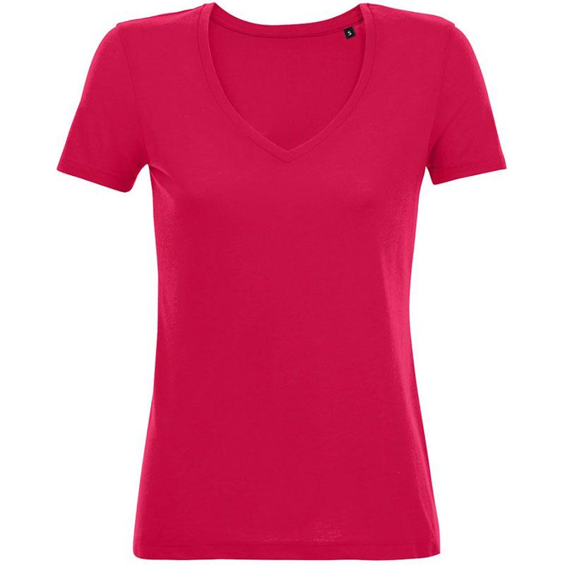 SOL'S Ladies Motion V Neck T-Shirt