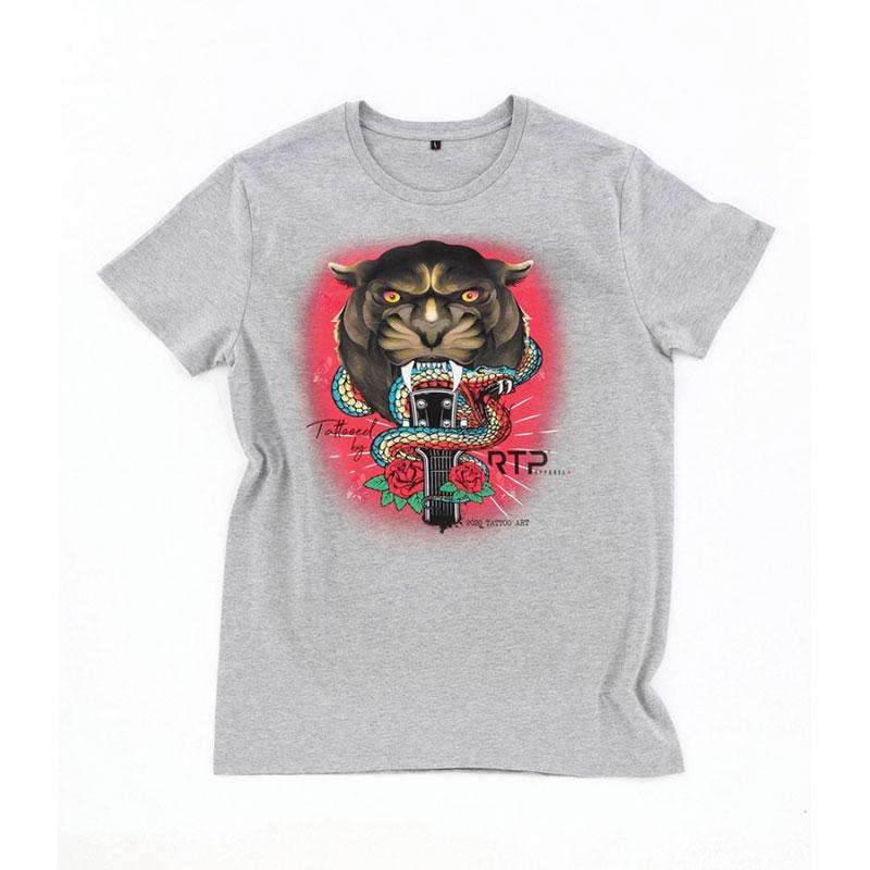 RTP Apparel Tempo 185 Organic T-Shirt