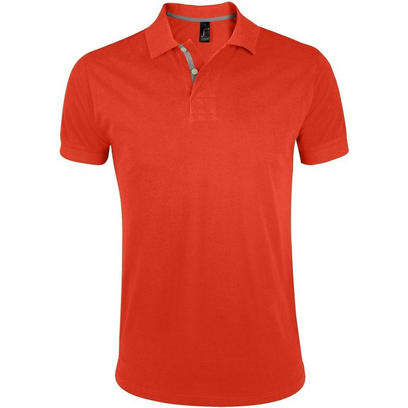 SOL'S Portland Cotton Piqué Polo Shirt