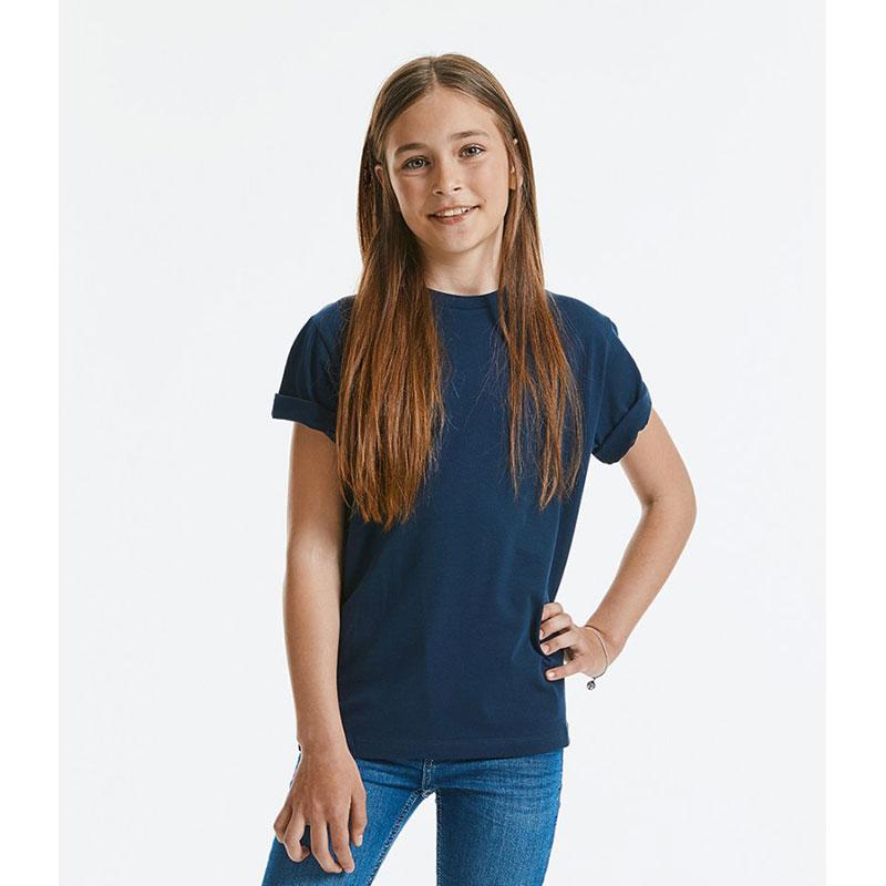 Russell Kids Pure Organic T-Shirt