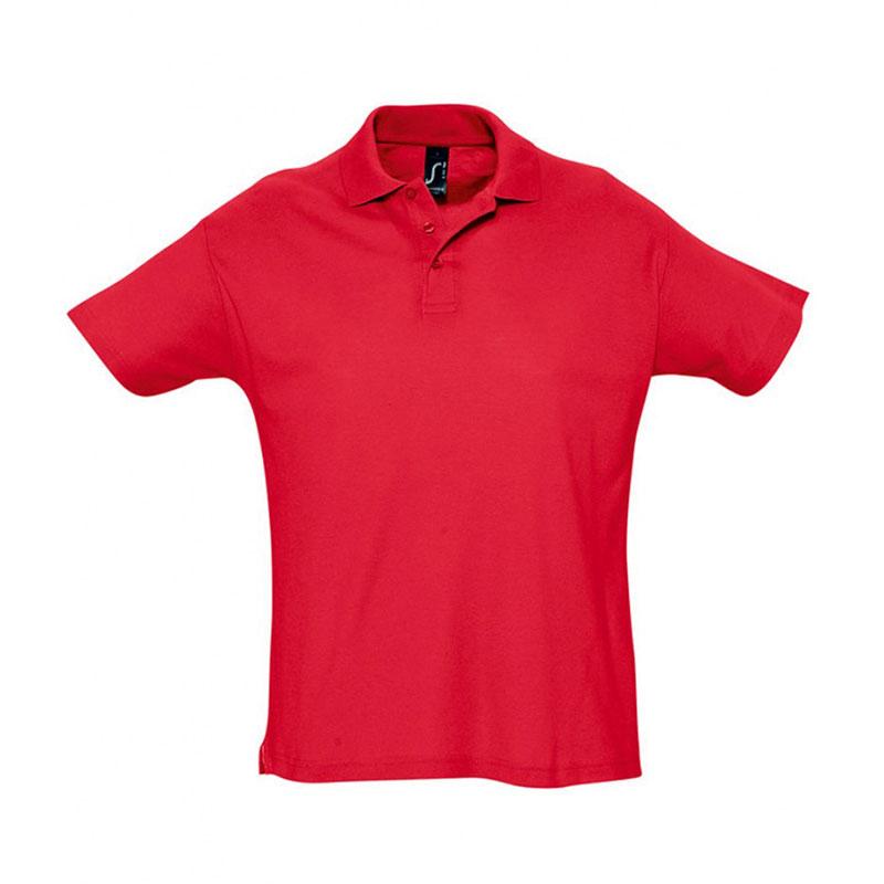 SOL'S Summer II Cotton Piqué Polo Shirt