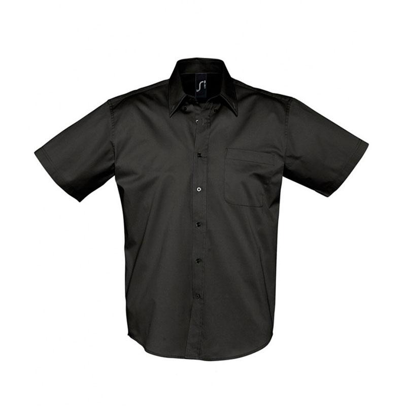 SOL'S Brooklyn Short Sleeve Twill Shirt