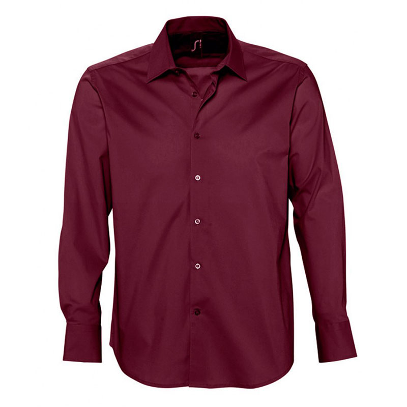 SOL'S Brighton Long Sleeve Fitted Shirt