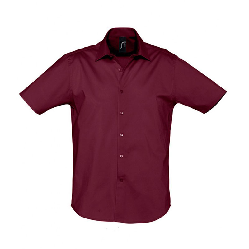 SOL'S Broadway Short Sleeve Fitted Shirt