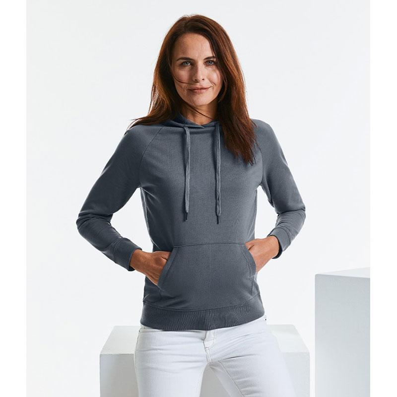 Russell Ladies HD Hooded Sweatshirt