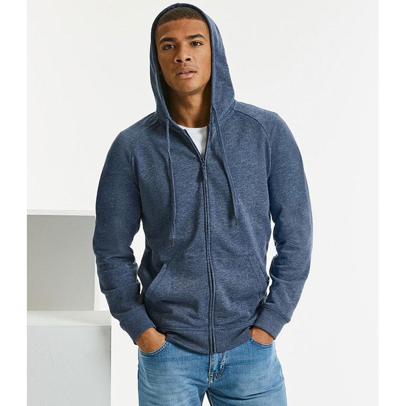 Russell HD Zip Hooded Sweatshirt