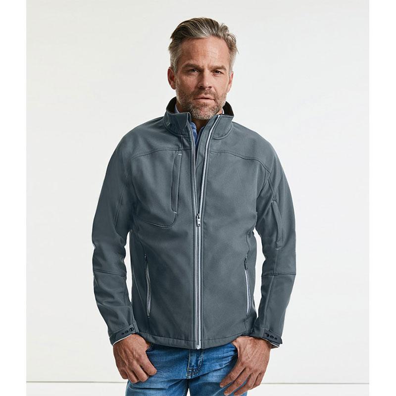 Russell Bionic Soft Shell Jacket