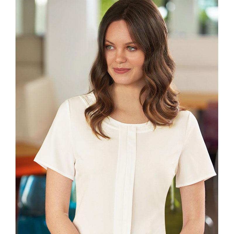 Brook Taverner Ladies Felina Short Sleeve Shirt