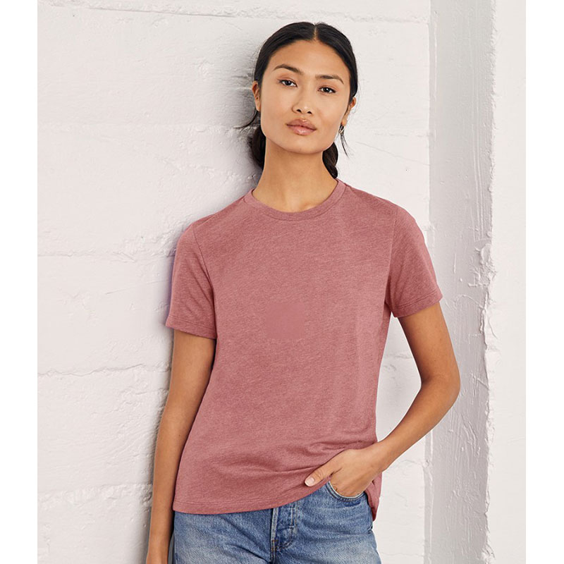 Bella Ladies Relaxed Jersey T-Shirt