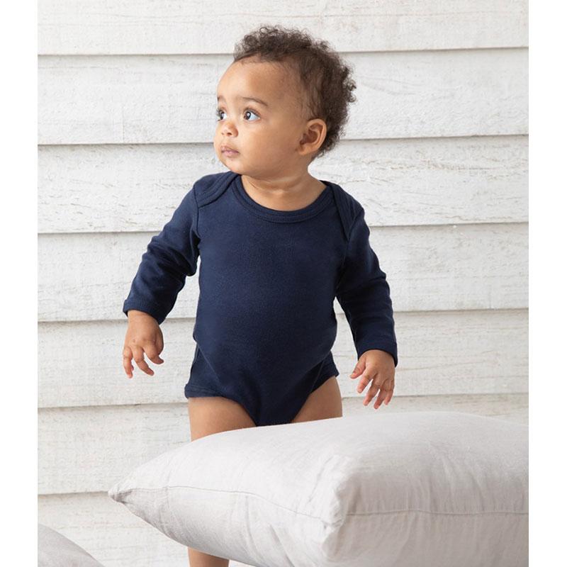 BabyBugz Baby Organic Long Sleeve Bodysuit