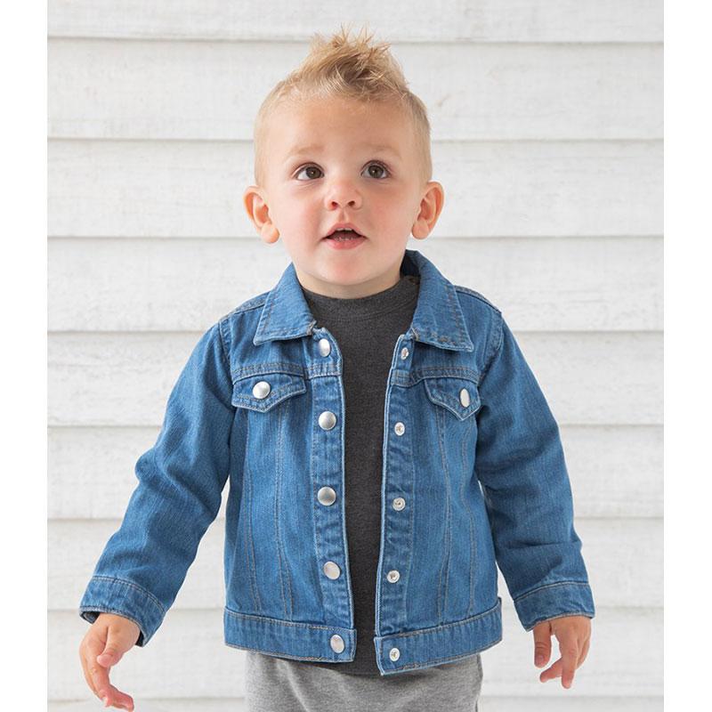 BabyBugz Baby Rocks Denim Jacket