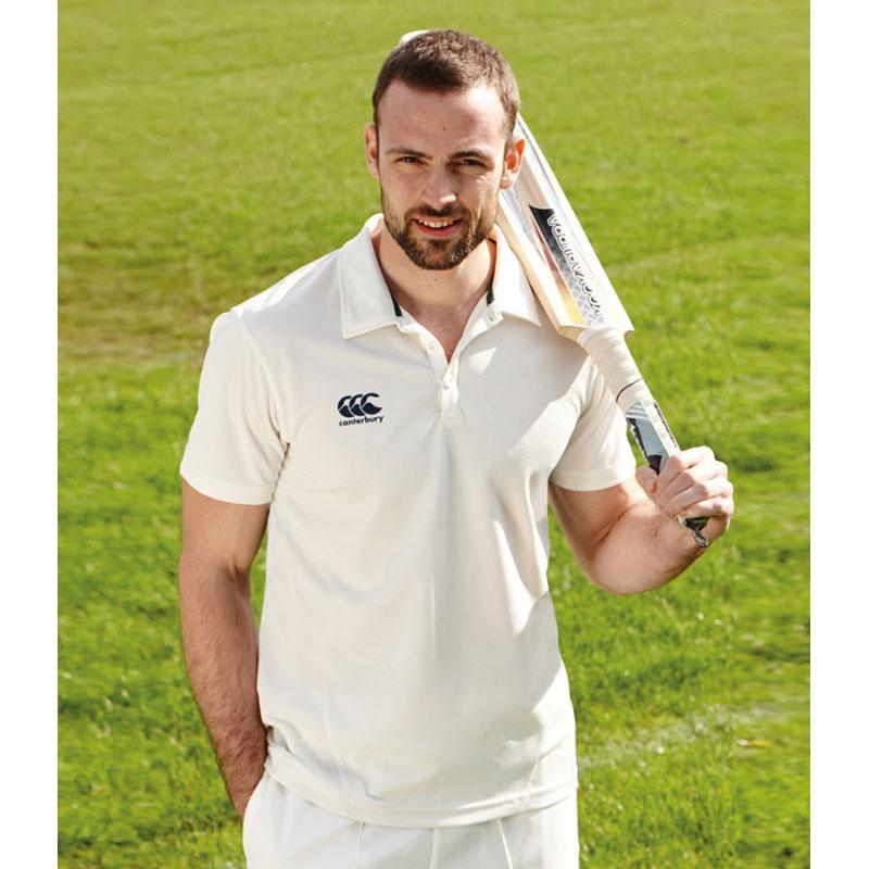 Canterbury Cricket Shirt