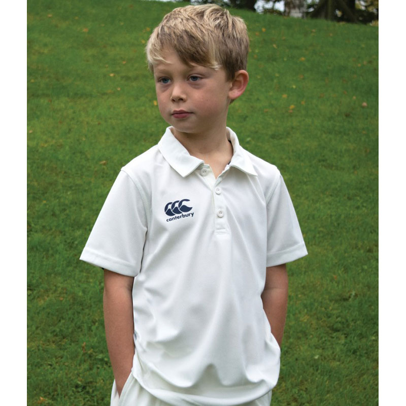 Canterbury Kids Cricket Shirt