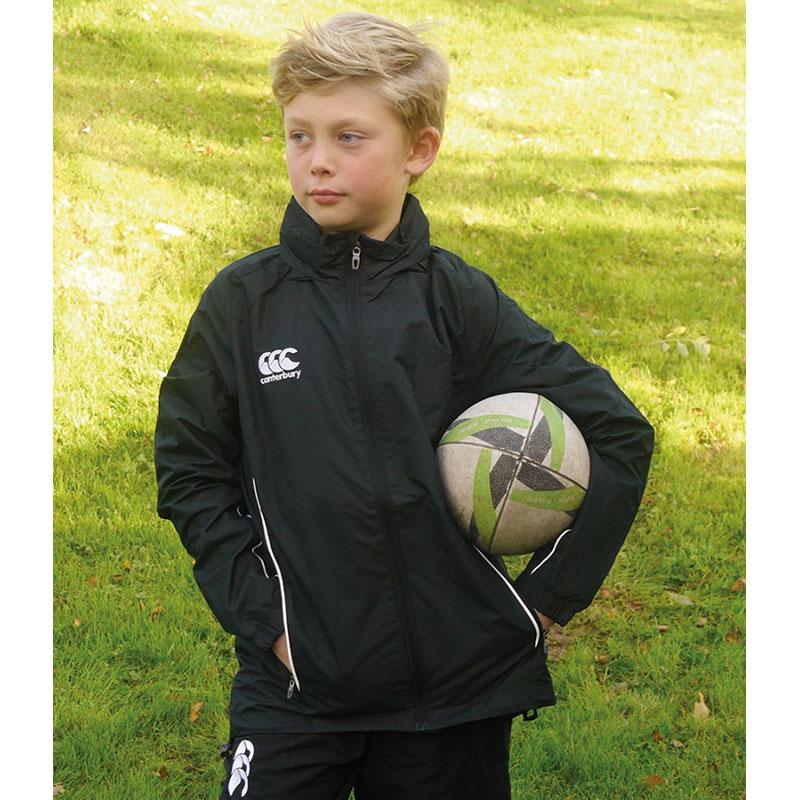Canterbury Kids Team Rain Jacket
