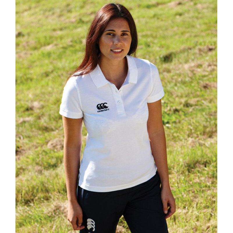 Canterbury Ladies Waimak Piqué Polo Shirt