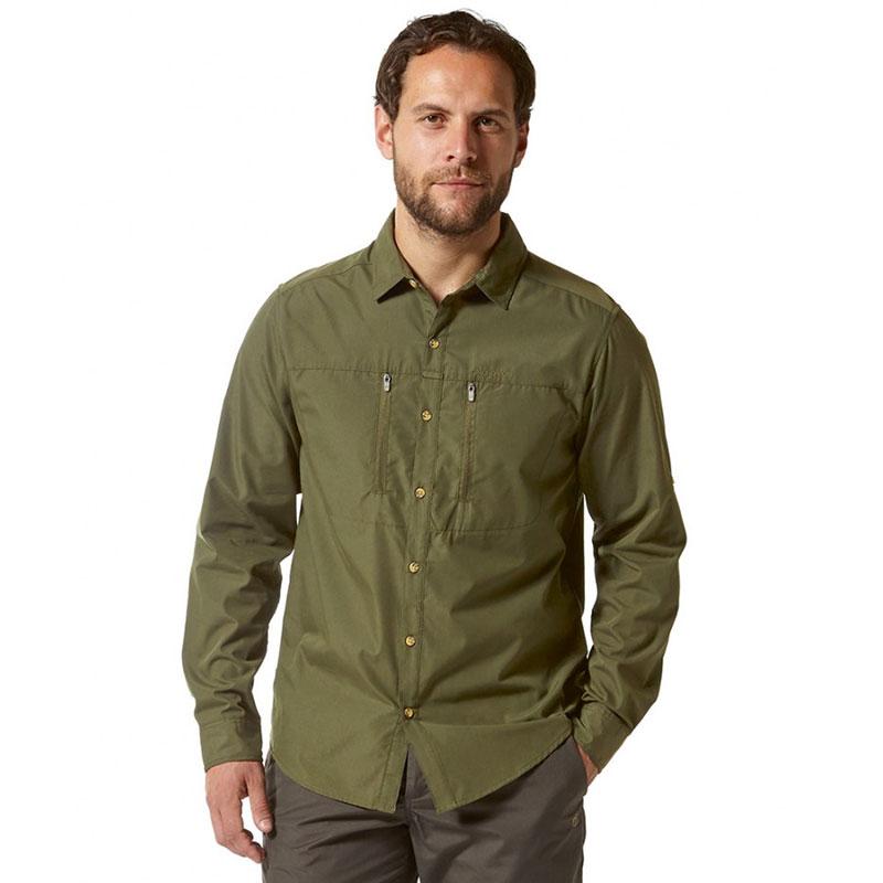 Craghoppers Kiwi Boulder Long Sleeve Shirt