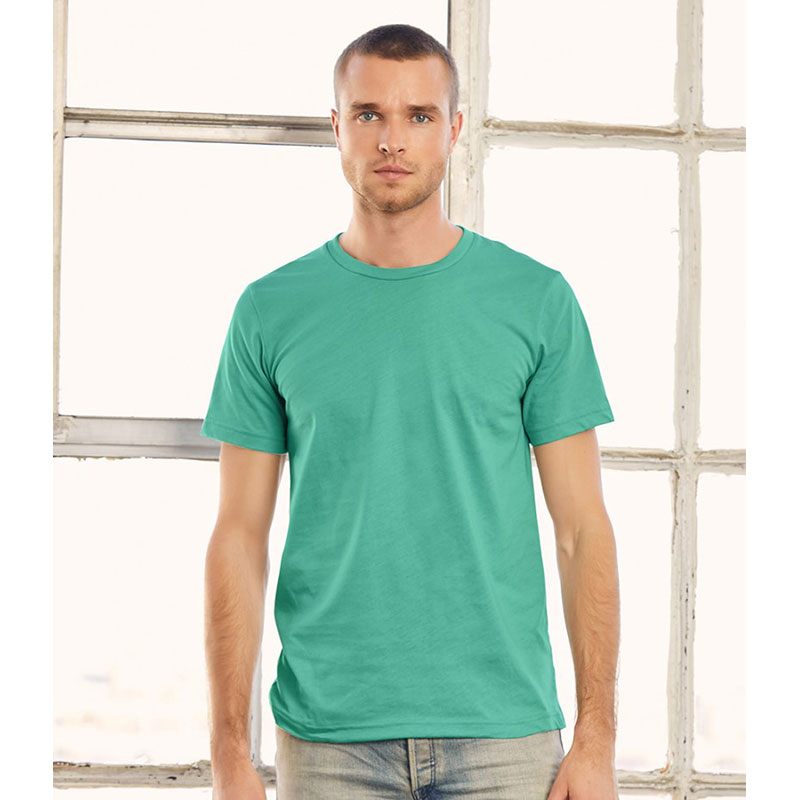 Canvas Unisex Crew Neck T-Shirt