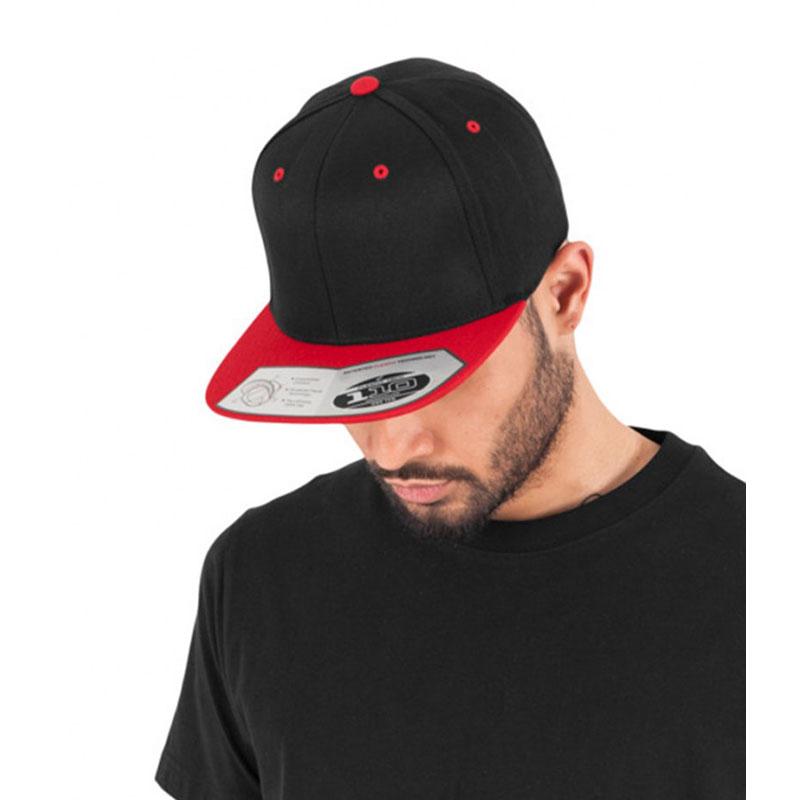 Flexfit Fitted Snapback Cap