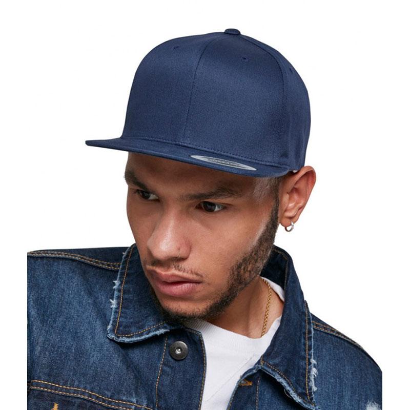 Flexfit Organic Cotton Snapback Cap