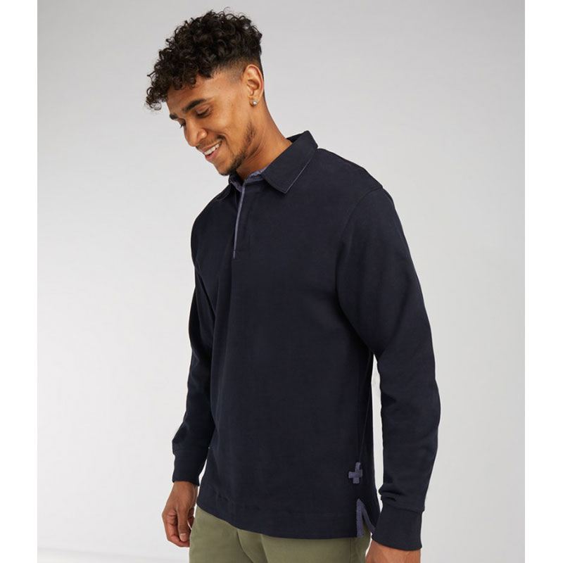 Front Row Collection Super Soft Rugby Shirt