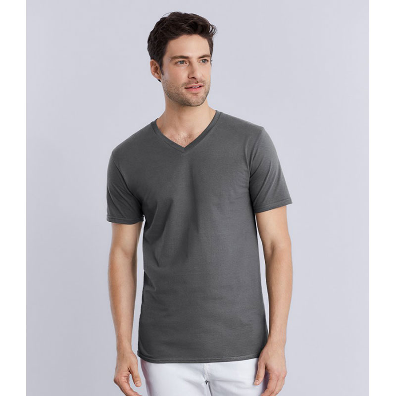 Gildan Premium Cotton® V Neck T-Shirt