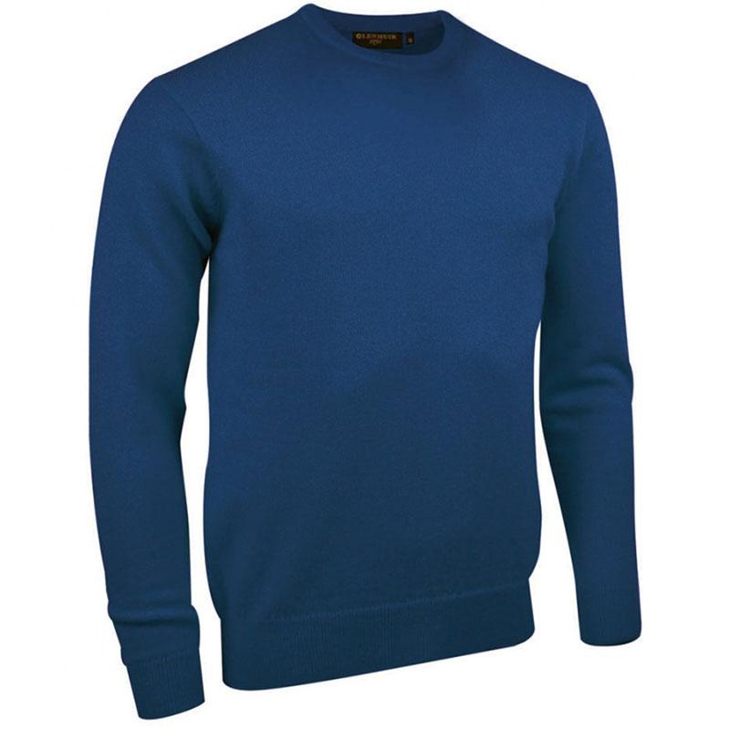 Glenmuir Crew Neck Lambswool Sweater