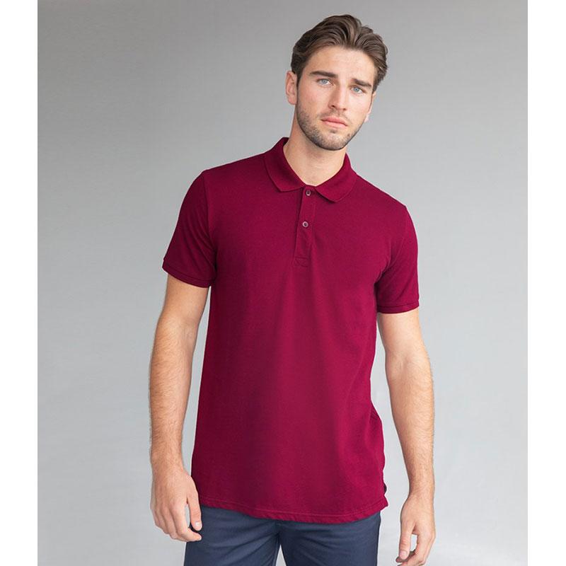 Henbury Modern Fit Cotton Piqué Polo Shirt