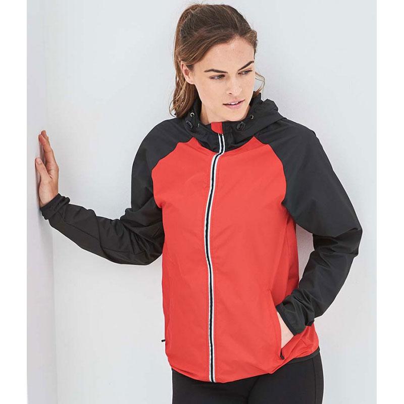 AWDis Cool Contrast Windshield Jacket
