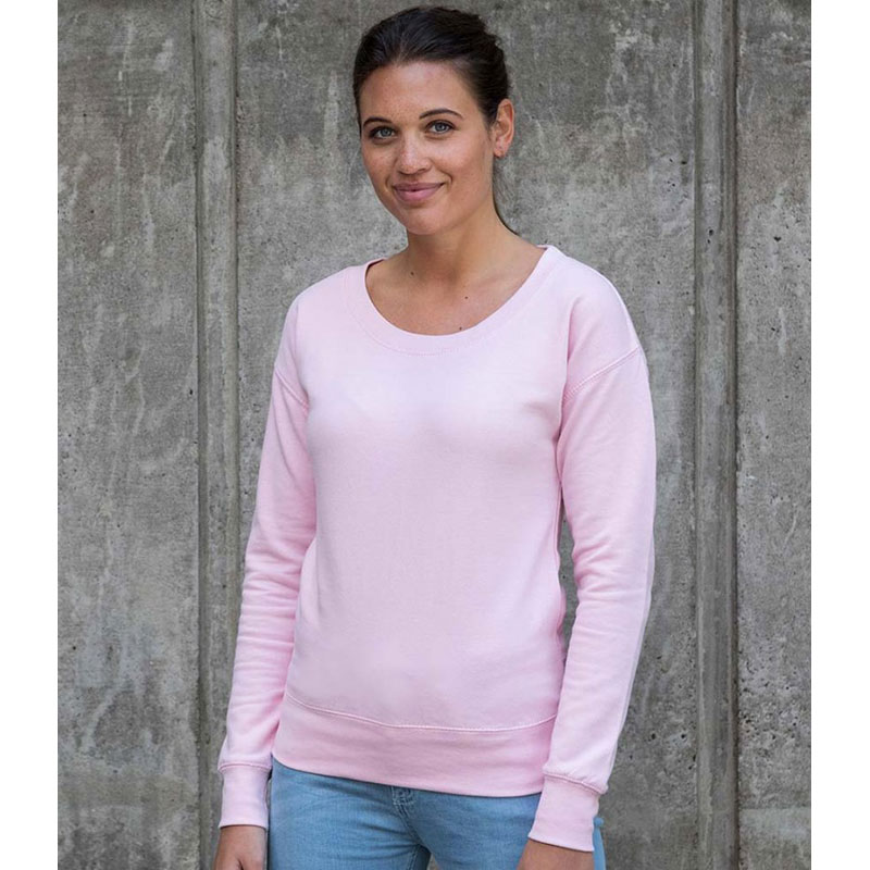 AWDis Ladies Fashion Sweatshirt