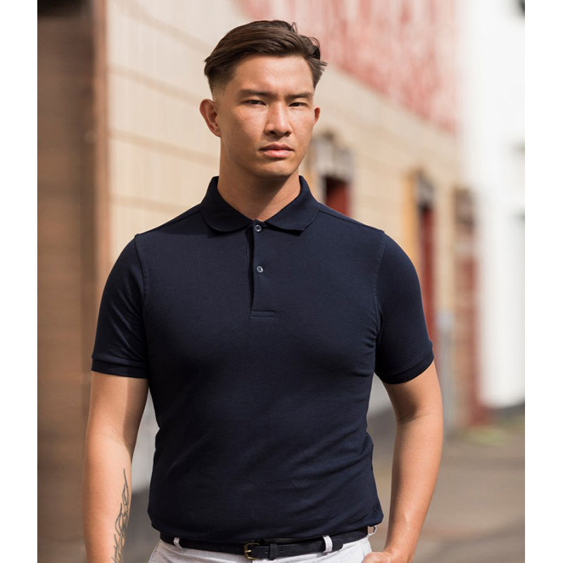 AWDis Stretch Piqué Polo Shirt