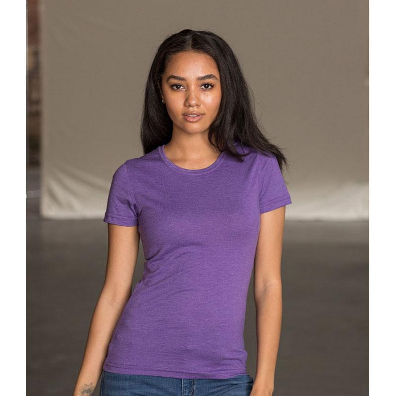 AWDis Ladies Tri-Blend T-Shirt