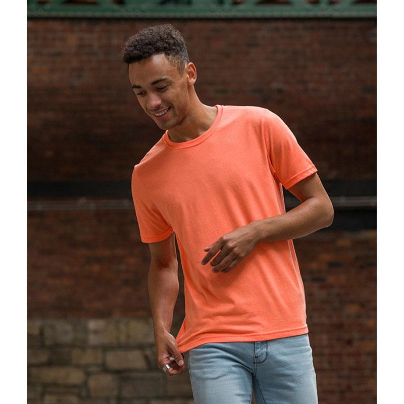 AWDis Unisex Electric Tri-Blend T-Shirt