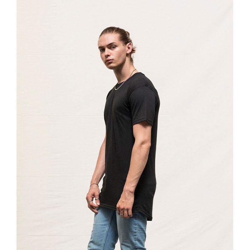 AWDis Westcoast Longline T-Shirt