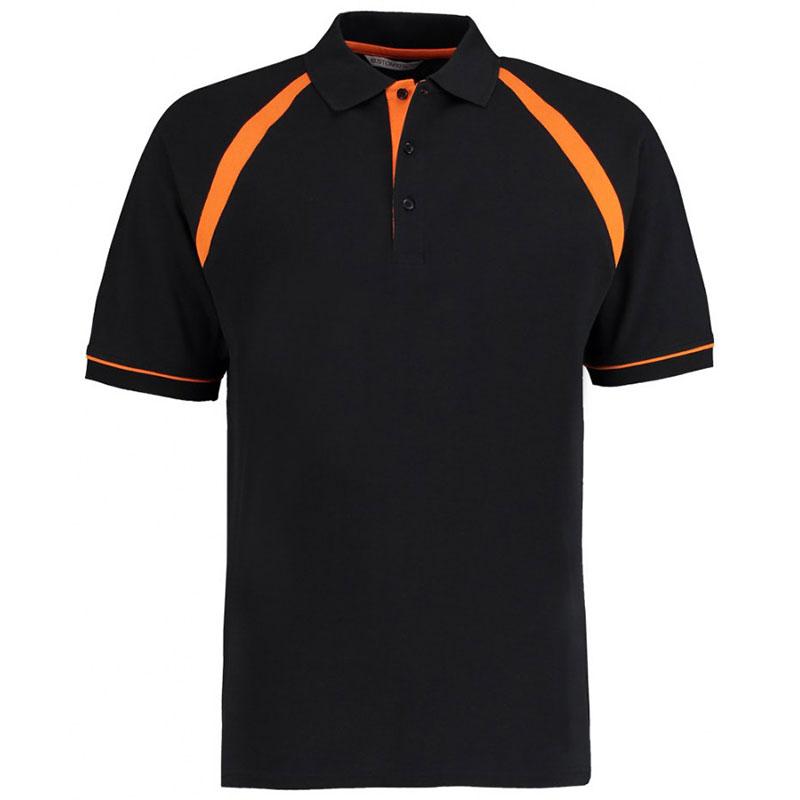 Kustom Kit Oak Hill Cotton Piqué Polo Shirt